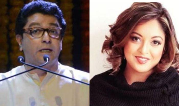Defamation Case Filed Against Tanushree Dutta For Her Comments About Maharashtra Navnirman Sena Chief Raj Thackeray