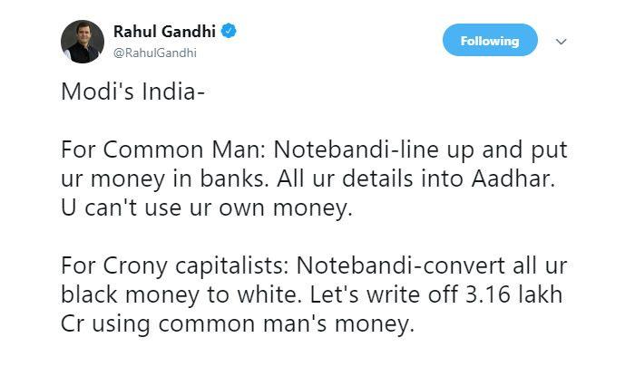 Rahul Gandhi/Twitter