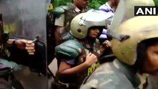 Sabarimala Row: Three Women's Attempt to Enter Temple Fail Amid Protests, Head Priest Threatens to Shut Shrine
