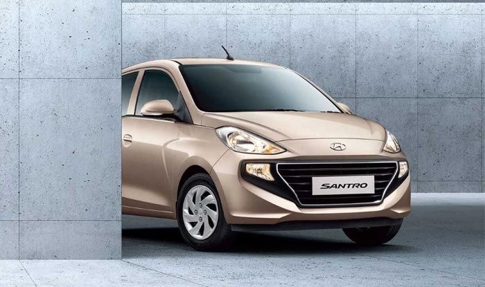 Hyundai to Unveil New Model of Santro on Oct 23