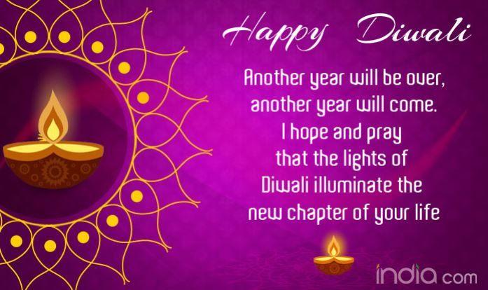 Happy New Year Diwali Wishes 92