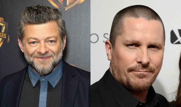 Andy Serkis and Christian Bale. Photo Courtesy: Getty Images