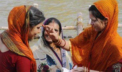 Chhath-Ritual