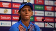After World T20 Controversy, Harmanpreet Kaur Wanted to Take Break From International Cricket