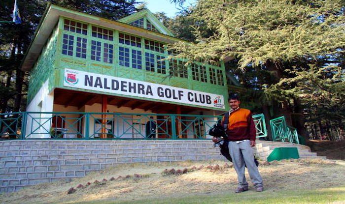 Nahdehra golf course