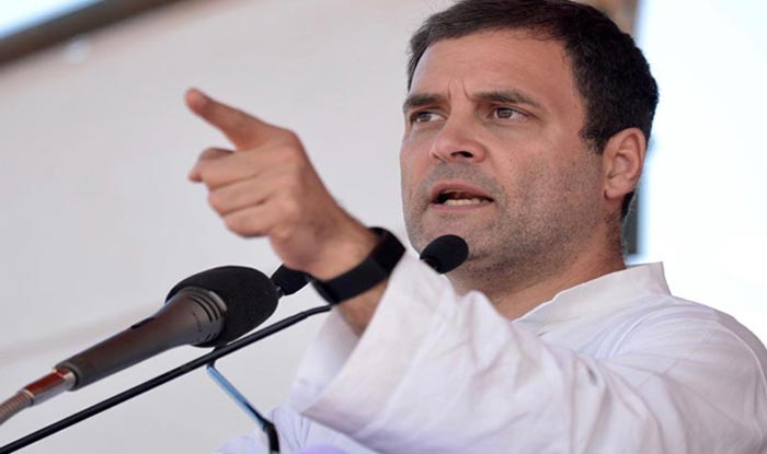I Laid Foundation For Rifles Factory in Amethi in 2010: Rahul Gandhi Calls PM Modi a 'Liar'