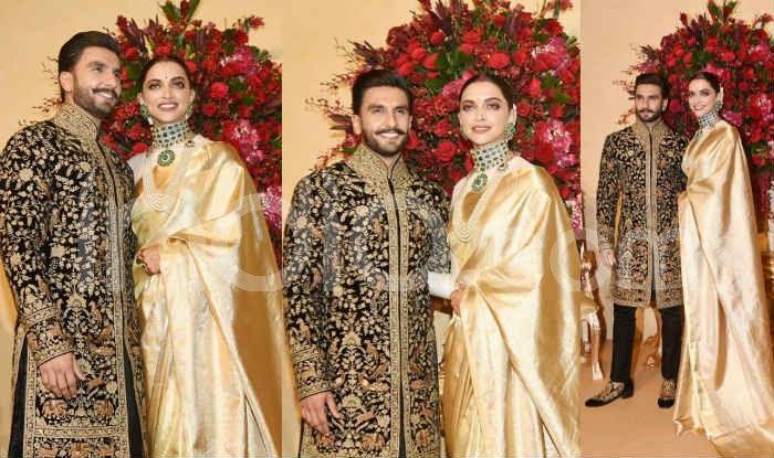 Deepika-Ranveer wedding reception today