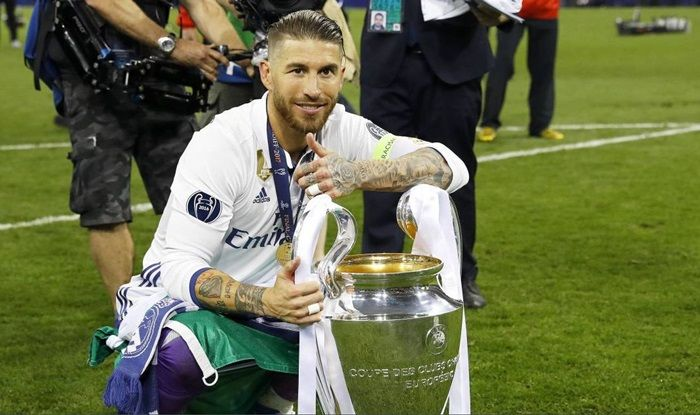 aa26995a3 Real Madrid Shuns Doping Allegations on Club Captain Sergio Ramos ...