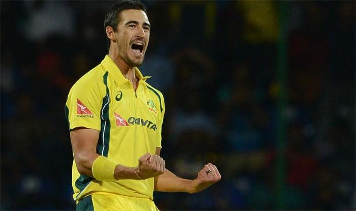Mitchell Starc, ICC Cricket World Cup 2019, Australia Cricket Team, Australia vs West Indies World Cup 2019, Saqlain Mushtaq, Starc Breaks Mushtaq;'s Record, Cricket News