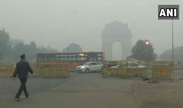 Air Quality Deteriorates in Delhi-NCR Region, Unfavourable Weather Conditions Likely to Prevail For Next Few Days