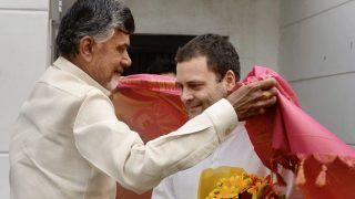 Lok Sabha Election 2019: Chandrababu Naidu Emerges as New 'Facilitator' to Forge Anti-BJP Front; Can he Bring All Under One Roof?