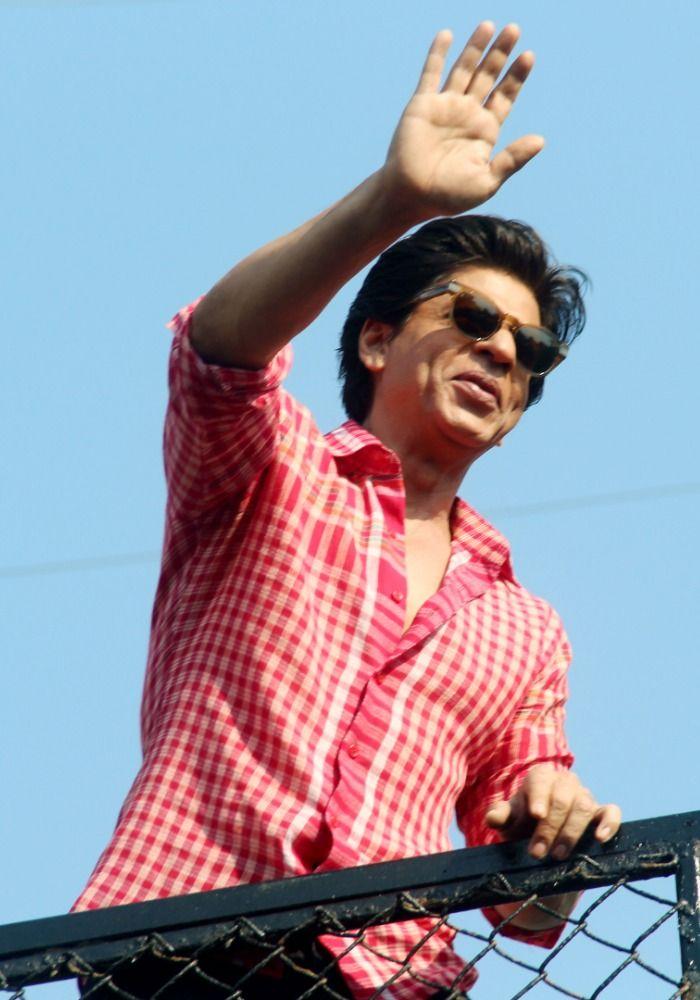Shah Rukh Khan, Picture Courtesy- Yogen Shah