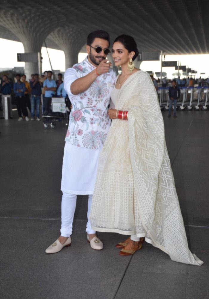 Deepika Padukome, Ranveer Singh, Picture Courtesy- Yogen Shah