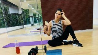 Sunny Leone's Workout Videos Will Help You to Hit The Gym in Winters, Watch Here