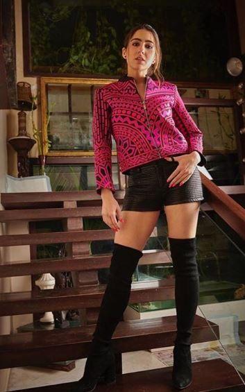 Sara Ali Khan in Abu Jani-Sandeep Khosla