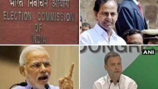 Telangana Election 2018 Results: Kodangal, Narayanpet, Mahbubnagar Jadcherla, Devarakadra, Makthal, Shadnagar vote counting. Winners list