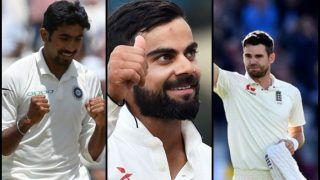 Test Cricket Best Playing XI of 2018: From Virat Kohli to Kane Williamson, Jasprit Bumrah to James Anderson, Here's Best Test World XI