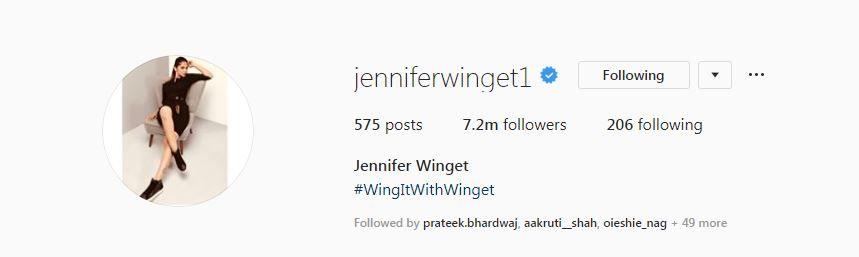 Jennifer Winget