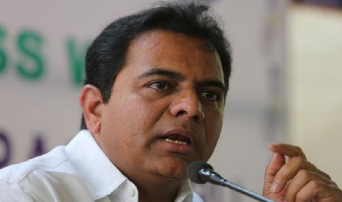 Lok Sabha Elections 2019: TRS President KT Rama Rao Criticises PM Narendra Modi And Rahul Gandhi, Says Neither BJP Nor Congress Will Form Govt