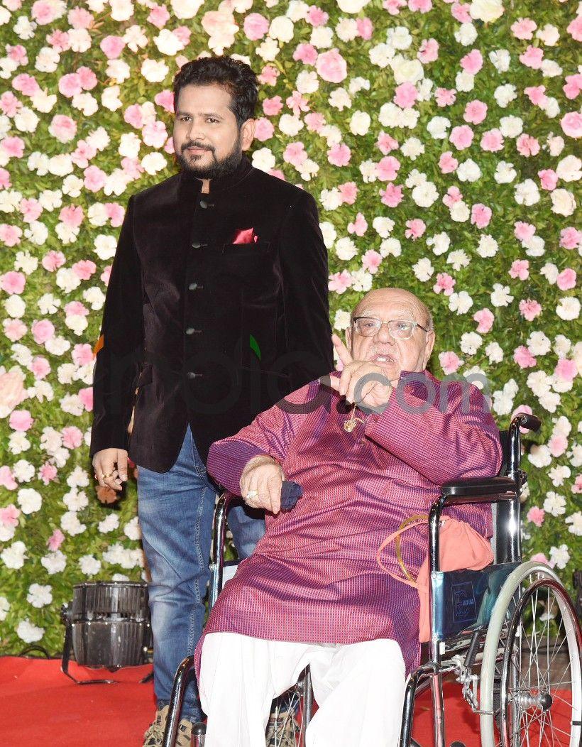 Kapil Sharma-Ginni Chatrath reception