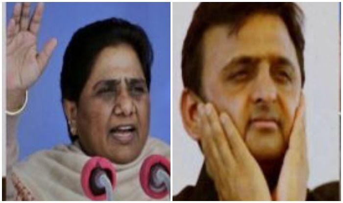 'PM Modi's Achchhe Din Over, Bure Din to Begin,' Claim Mayawati, Akhilesh in Azamgarh