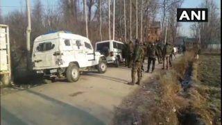 Jammu And Kashmir: 2 Terrorists Neutralised in Budgam Encounter; Operation Underway