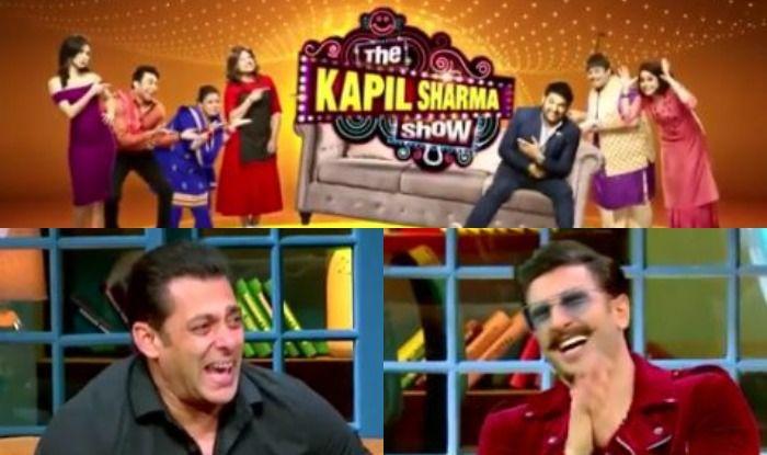 The Kapil Sharma Show: New Promo Has Salman Khan, Ranveer Singh ...