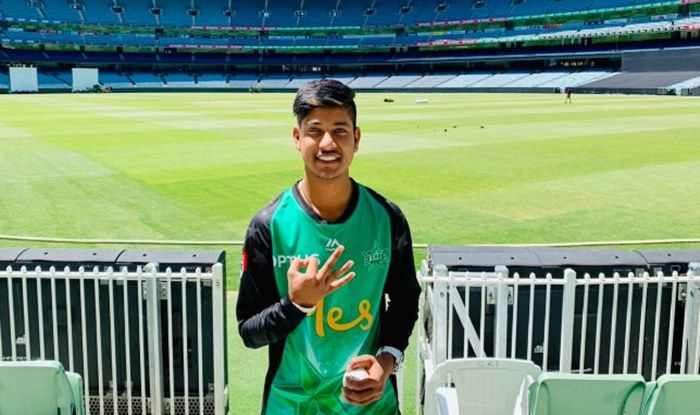 BBL Big Bash League 2018-19: IPL Prodigy Sandeep Lamichhane Impresses On Debut For Melbourne Stars, Scalps Shane Watson With Googly | WATCH VIDEO