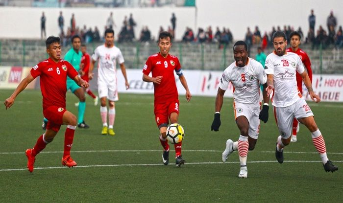 Shillong Lajong Picture Credits-twitter