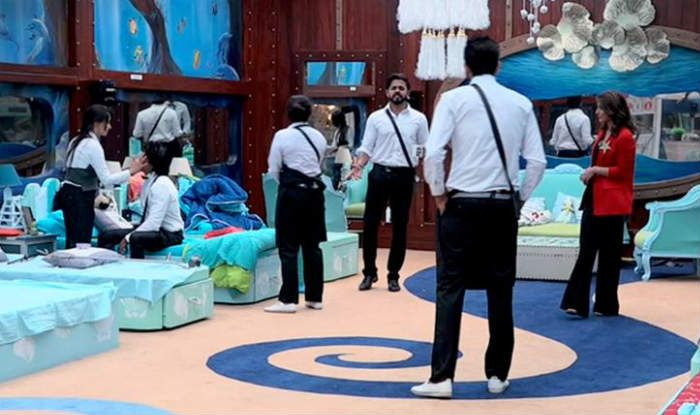 Contestants in Bigg Boss 12 house (Photo Courtesy: Twitter/ @ColorsTV)