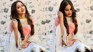 Hina Khan Returns as Komolika in Kasautii Zindagii Kay, Looks Hot in Sexy Choli Lehenga, See Pictures