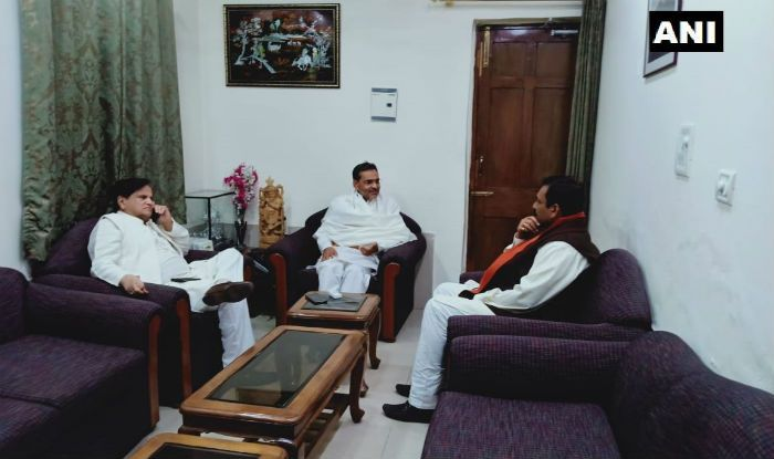 Upendra Kushwaha Meets Ahmed Patel, Sparks Speculation of Joining Congress