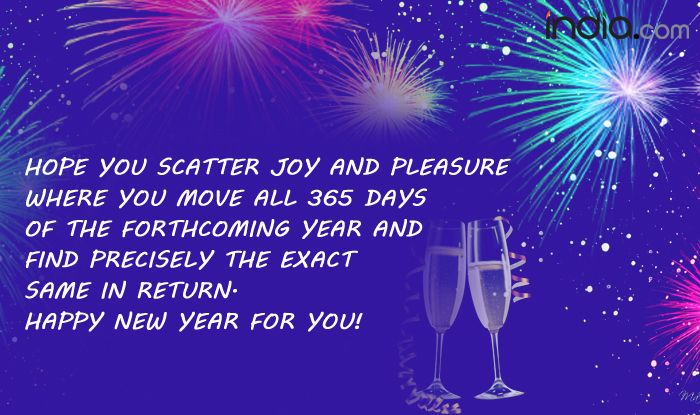 Happy New Year To All 63