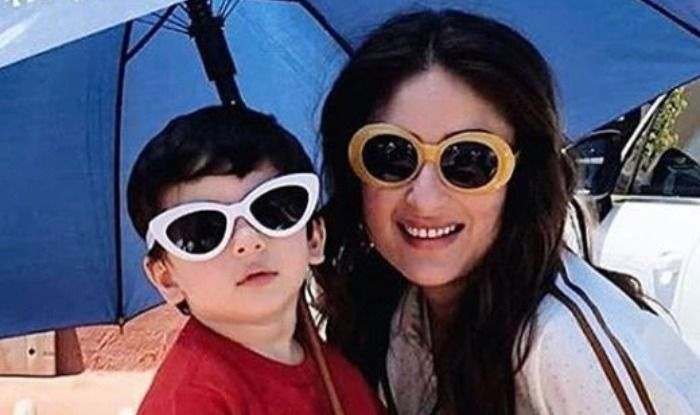 Kareena Kapoor Khan, Taimur Ali Khan, Picture Courtesy- Instagram/ @taimuralikhan_official_fanpage