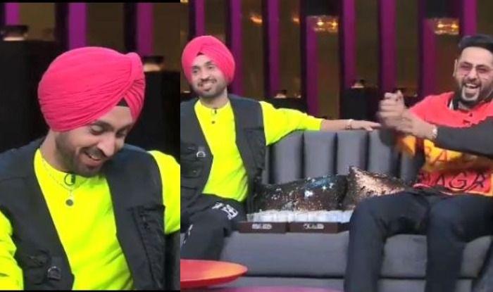 Koffee With Karan Season 6: Diljit Dosanjh, Badshah All Set to Tackle Fiery Questions, Watch