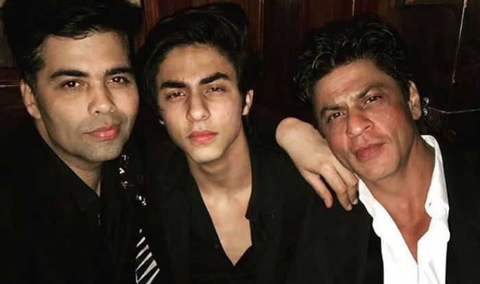 Shah Rukh Khan Finally Talks About Aryan Khan's Bollywood Debut And Karan  Johar Launching Him But It's Not What You Think | India.com