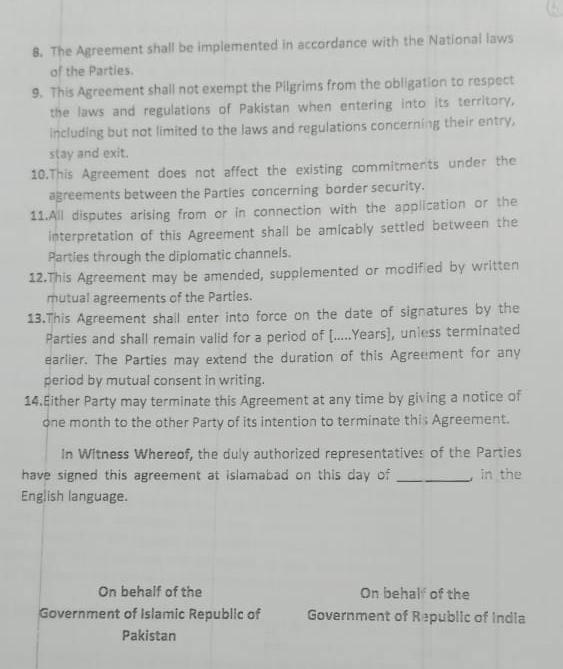 Kartarpur Corridor: Pakistan Planning to Send Proposal to