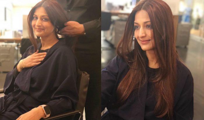 Sonali Bendre shares throwback pictures, hopes for a healthier and happier 2019