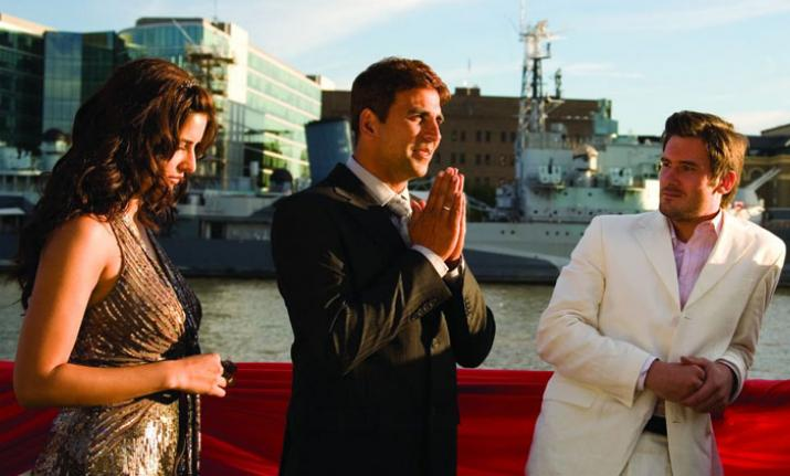 Akshay Kumar in Namastey London