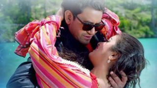 Bhojpuri Hot Couple Amrapali Dubey And Dinesh Lal Yadav's New Track 'Chehra Tohar' Featuring Their Sexy Chemistry Releases, Song Goes Viral – Watch