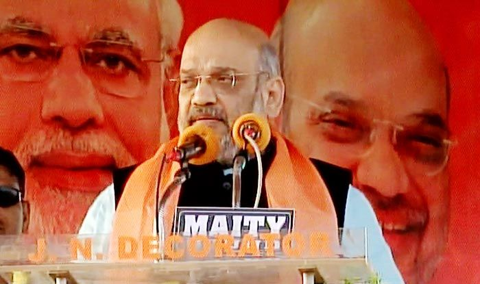 Why Did UPA Government Release 25 Terrorists in 2010: Amit Shah's Counter Attack on Rahul Gandhi