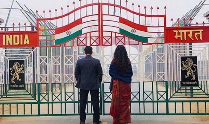 Still from movie Bharat