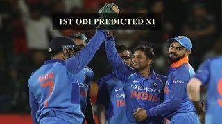 India vs Australia 1st ODI Sydney: MS Dhoni as Wicketkeeper, No Hardik Pandya, KL Rahul in Virat Kohli-Led India's Predicted XI