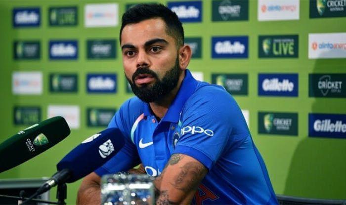 Virat Kohli, ICC World Cup 2019