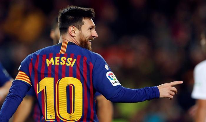 Real Madrid's Vinicius Jr Praises Barcelona Star Lionel Messi Ahead of El Clasicos