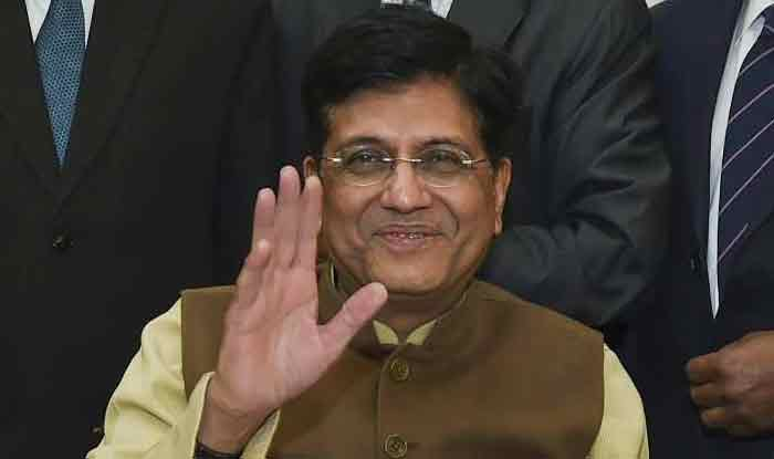 Mumbai Was Under Attack on 26/11 And CM Deshmukh Was Trying to Bag Role For Actor Son: Piyush Goyal