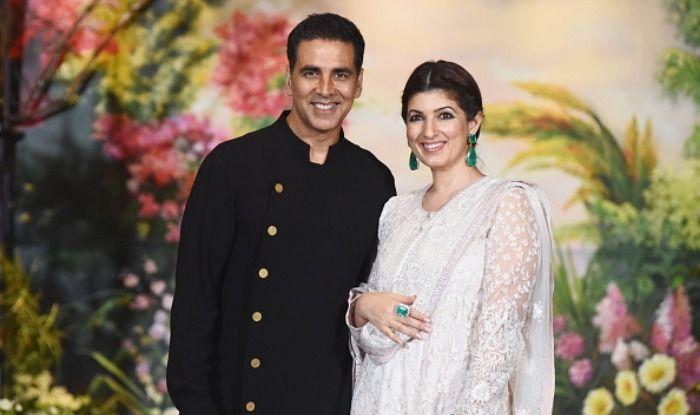 Twinkle Khanna and Akshay Kumar