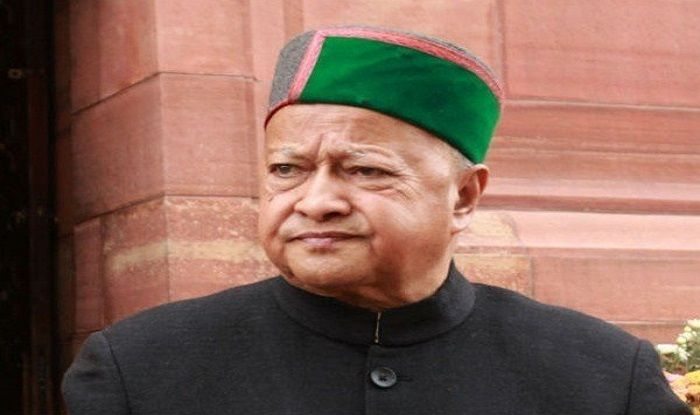 Former Himachal Pradesh CM Virbhadra Singh Down With Swine Flu, Admitted to Hospital