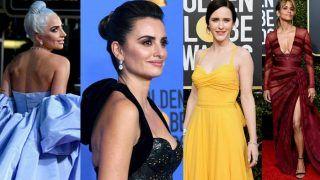 Golden Globes 2019 Best of Red Carpet: Lady Gaga, Halle Berry, Nicole Kidman, Penelope Cruz Dress to Impress-See Pics
