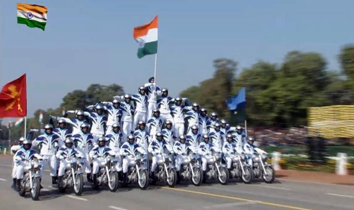 Republic Day 2019 India S Military Might Cultural Heritage On